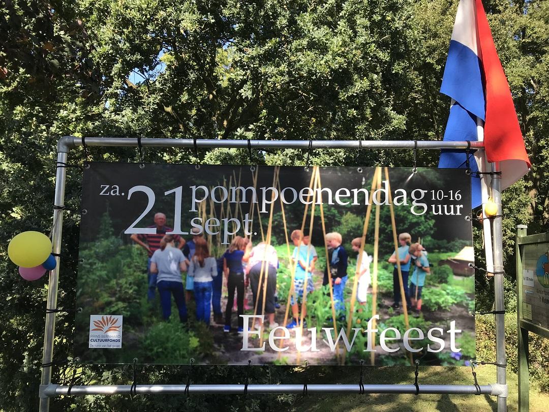 Eeuwfeest kindertuinen Bussum 2019
