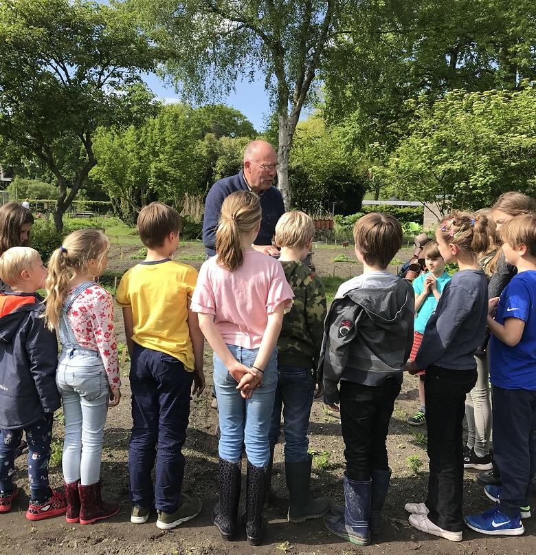 Over Kindertuinen Bussum